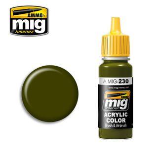 Ammo Paint, RLM 82 Camo Green 17ml