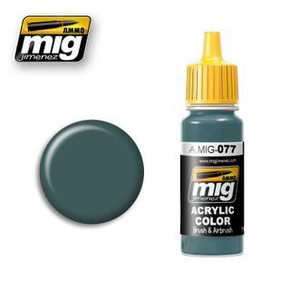 Ammo Paint, Dull Green 17ml