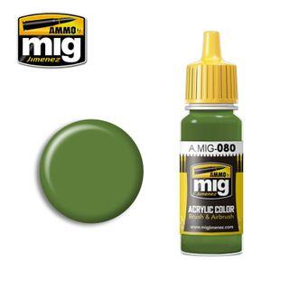 Ammo Paint, Bright Green Amt-4 17ml