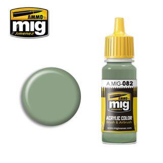 Ammo Paint, Apc Interior Light Green 17ml