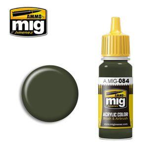 Ammo Paint, Nato Green 17ml