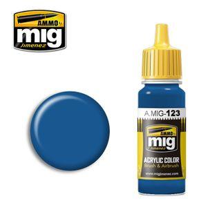 Ammo Paint, Marine Blue 17ml