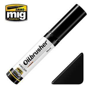 Ammo Paint, Black Oilbrusher