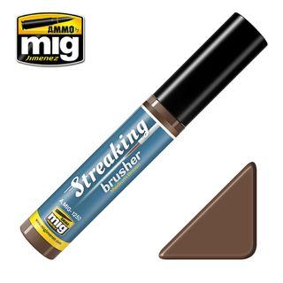 Ammo Paint, Medium Brown Streakingbrusher