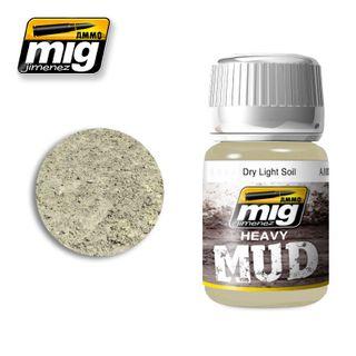 Ammo Paint, Dry Light Soil Mud Texture 35ml