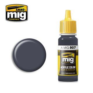 Ammo Paint, Grey Dark Base 17ml
