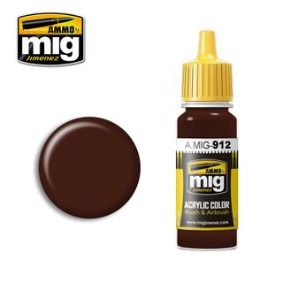 Ammo Paint, Red Brown Shadow 17ml