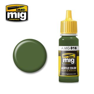 Ammo Paint, Green Base 17ml