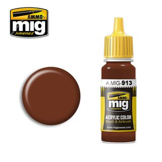 Ammo Paint, Red Brown Base 17ml