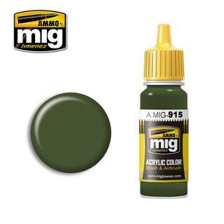Ammo Paint, Dark Green 17ml