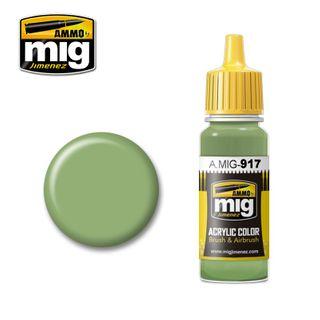 Ammo Paint, Light Green 17ml