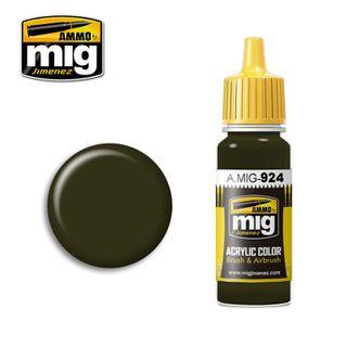 Ammo Paint, Olive Drab Shadow 17ml