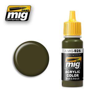 Ammo Paint, Olive Drab Dark Base 17ml