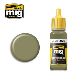Ammo Paint, Olive Drab Shine 17ml