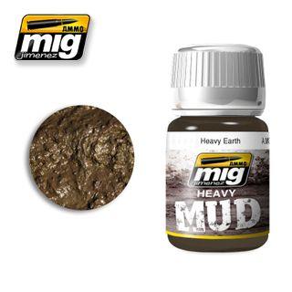 Ammo Paint, Heavy Earth Mud Texture 35ml