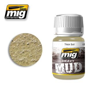 Ammo Paint, Thick Soil Mud Texture 35ml