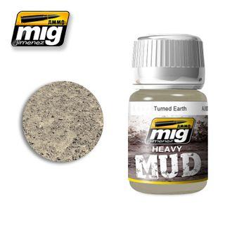 Ammo Paint, Turned Earth Mud Texture 35ml