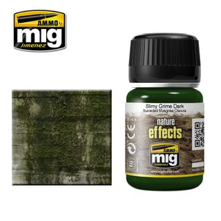 Ammo Paint, Slimy Grime Dark Effects 35ml