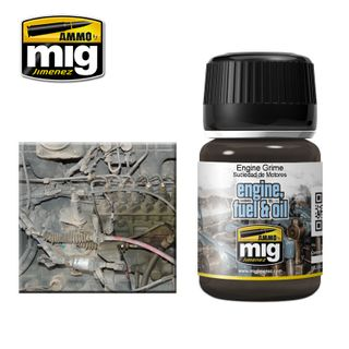 Ammo Paint, Engine Grime Effects 35ml