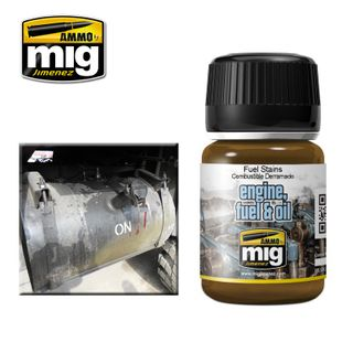 Ammo Paint, Fuel Stains Effects 35ml