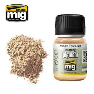 Ammo Paint, Middle East Dust Pigment 35ml