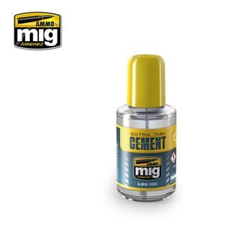 Ammo Paint, Extra Thin Cement 30ml