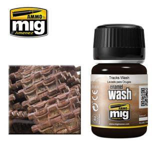 Ammo Paint, Tracks Wash 35ml