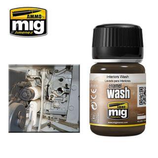 Ammo Paint, Interiors Wash 35ml