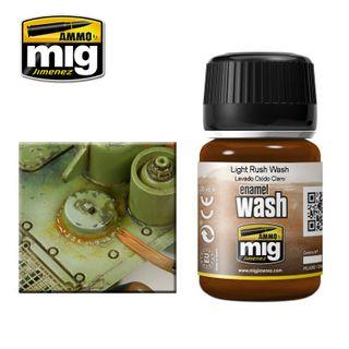 Ammo Paint, Light Rust Wash 35ml