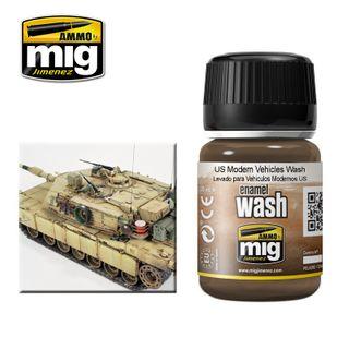 Ammo Paint, Us Modern Vehicles Wash 35ml