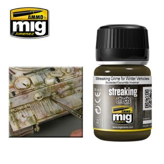 Ammo Paint, Streaking Grime For Winter Vehicles