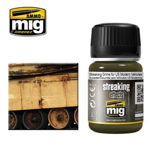 Ammo Paint, Streaking Grime For Us Modern Vehicles