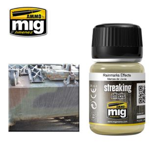 Ammo Paint, Rainmarks Effects Streaking