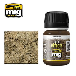 Ammo Paint, Damp Earth Effects 35ml