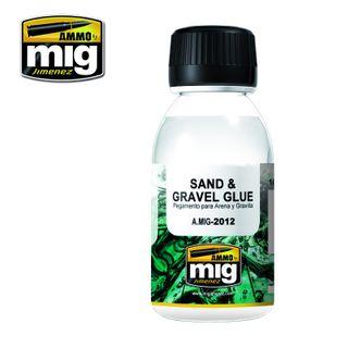 Ammo Paint, Sand & Gravel Glue 100ml