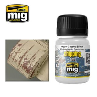 Ammo Paint, Heavy Chipping Effects 35ml