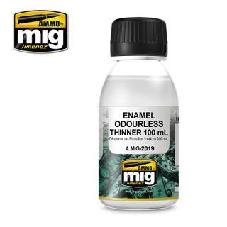Ammo Paint, Enamel Odourless Thinner 100ml