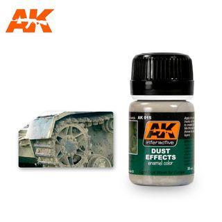 AK Interactive Enamel Dust Effects