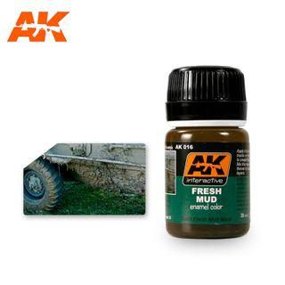AK Interactive Enamel Fresh Mud Effects