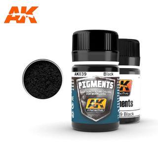 AK Interactive Pigment Black