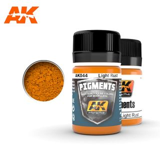 AK Interactive Pigment Ligh Rust