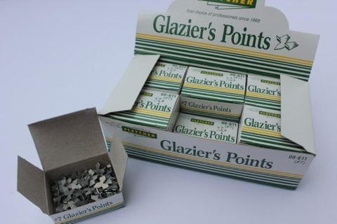 Fletcher #7 Glaziers Push Points