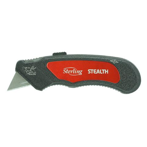 Stealth Auto Load Knife + 5 Blades