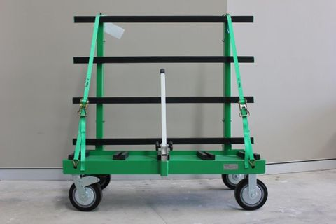 CST S/S Case Trolley HD 1600kg WLL