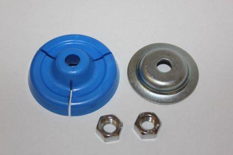 Blue Plastic Plunger Kit For Sachet Gun