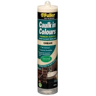 Caulk In Colours