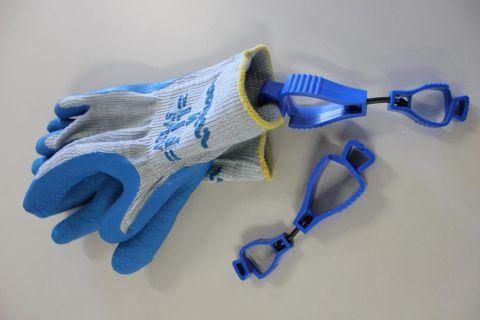 Interlock Glove Clip