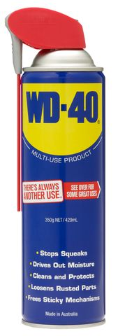 WD40 300gm Aerosol Can (12 per box)