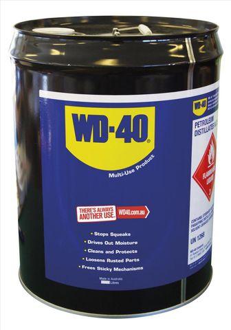 WD40 20L Drum