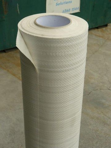 Woven Mirror Vinyl Film 1220mm x 100M